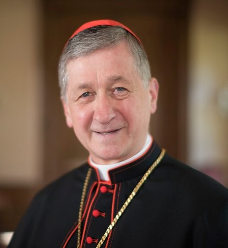 Cardinal Blase J. Cupich - Archdiocese of Chicago